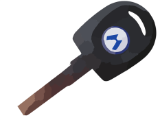 ignition transponder key