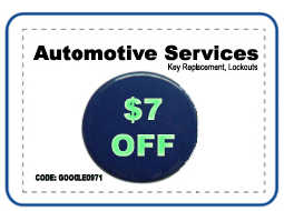 coupons for auto locksmith